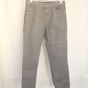 Levi's Two Horse Men's 32 x 30 Jeans Leather Patch